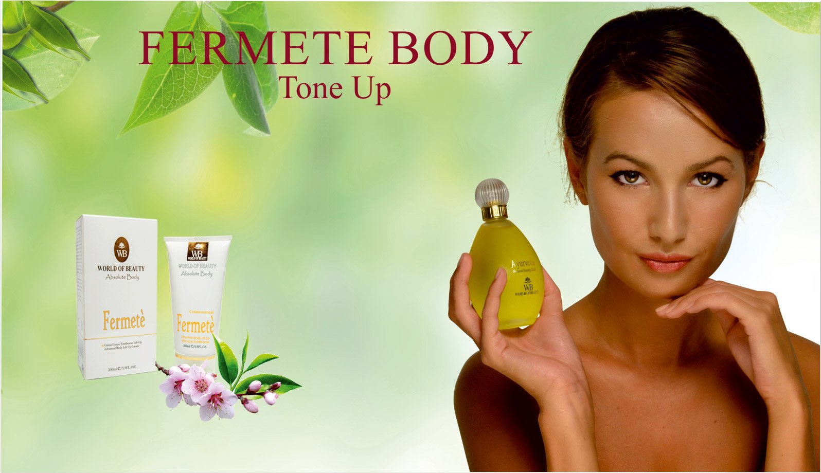 Fermete Body - Tone Up - World of Beauty