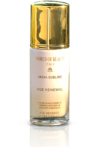 Age Renewal Cream Serum