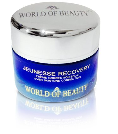 Jeunesse Recovery Cream - World of Beauty