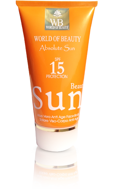SPF 15 UV Protection